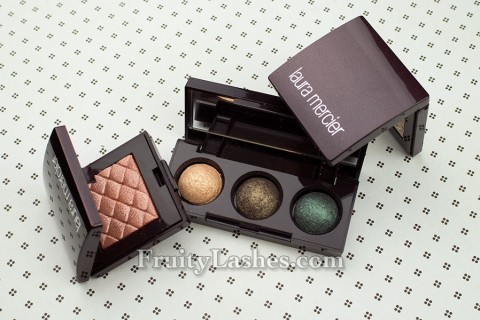Laura Mercier Art Deco Holiday Colors