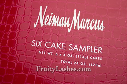 NM Six Cake Sampler