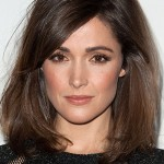 Rose Byrne ck One Makeup Holiday Look