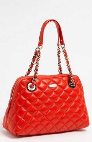 kate spade new york gold coast georgina quilted shopper
