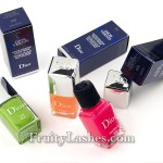 Dior 2013 Cruise Collection Nail Varnis Trio