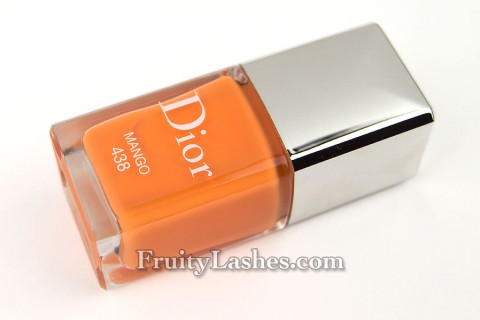 Dior 2013 Cruise Collection Polish 438 Mango