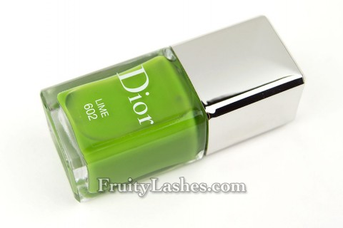 Dior 2013 Cruise Collection Polish 602 Lime