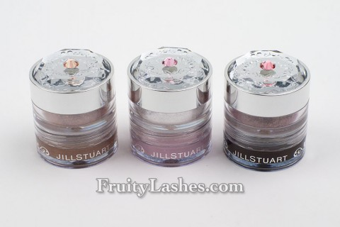 Jill Stuart 2012 Christmas Collection Prism Carat Eyes