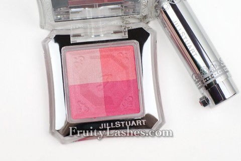 Jill Stuart Spring 2013 Layer Blush Compact 03 Relax Smile