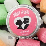 Lush Valentine 2013 Be Mine Gift The Kiss Lip Gloss