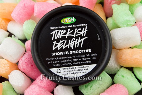 Lush Valentine 2013 Be Mine Gift Turkish Delight