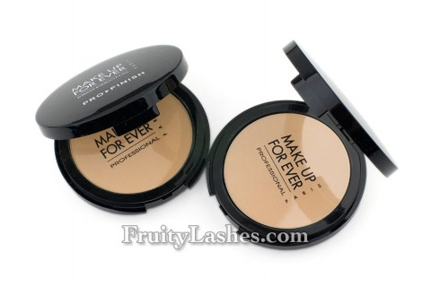 Make Up For Ever Pro Finish Multi-Use Powder Foundation Neutral Beige Neutral Ivory