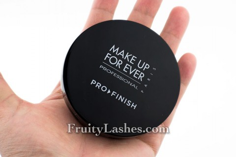 Make Up For Ever Pro Finish Powder Foundation Case
