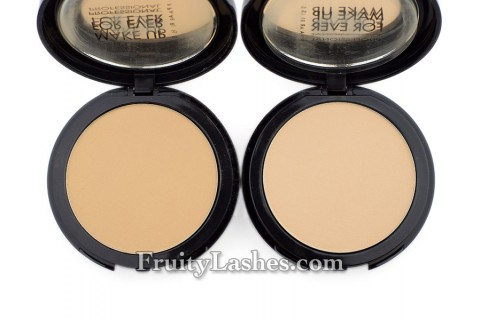 Make Up For Ever Pro Finish Powder Foundation Neutral Beige Neutral Ivory
