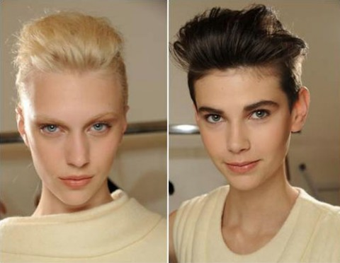 NARS Bouchra Jarrar Couture Fall 2013 Beauty Look
