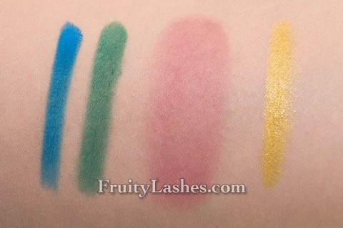 Nars Spring 2013 Mad Mad World Sangria Corcovado Swatch