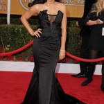 Naya-Rivera-2013-SAG-Awards-John-Frieda-Look