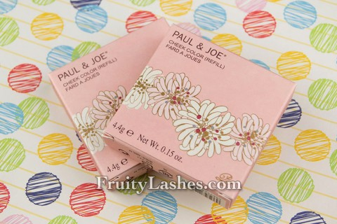 Paul & Joe Beaute Carousel 2013 Spring Creation Cheek Color Refill