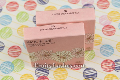 Paul & Joe Spring 2013 Carousel Collection Cheek Color Refill