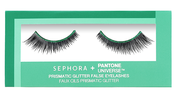 SEPHORA +PANTONE UNIVERSE Prismatic Glitter False Lashes