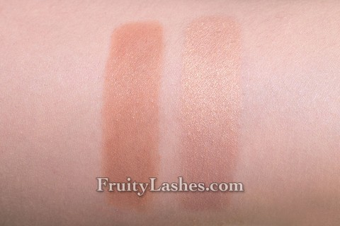 bareMinerals Remix Bronzing Mineral Veil Secret Radiant Face Color Swatch