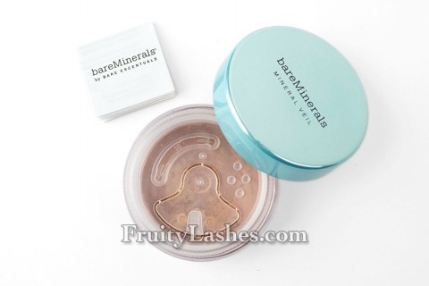 bareMinerals Remix Collection Bronzing Mineral Veil Finishing Powder