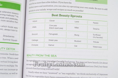 Best Beauty Sprouts Beauty Detox