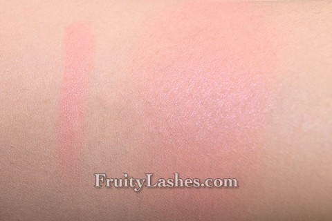 Giorgio Armani Spring 2013 Coral Bliss Blush Swatch