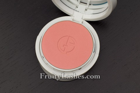 Giorgio Armani Spring Collection 2013 Face & Eye Palette Blush Tier