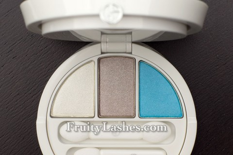 Giorgio Armani Spring Collection 2013 Face & Eye Palette Eyeshadow Closeup