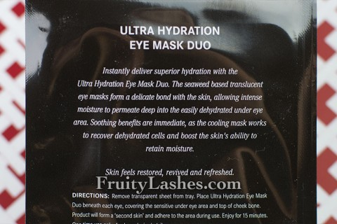 LMDB Ultra Hydration Eye Mask Duo