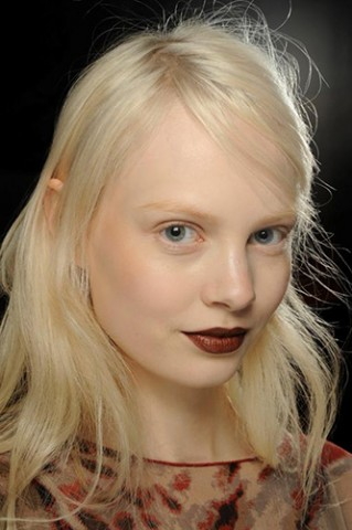 NARS AW13 3.1 Phillip Lim beauty look 1 - lo res