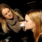 NARS AW13 Thakoon artist in action