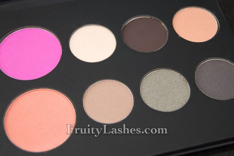 Nordstrom Cheek Eye Palette