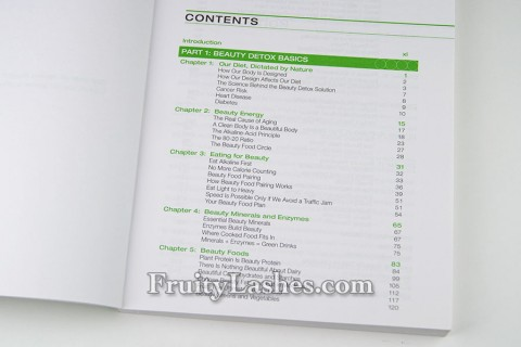 The Beauty Detox Solution Contents 1