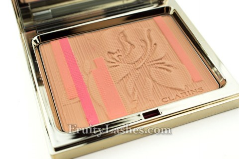 Clarins Radiance Range Powder & Blusher