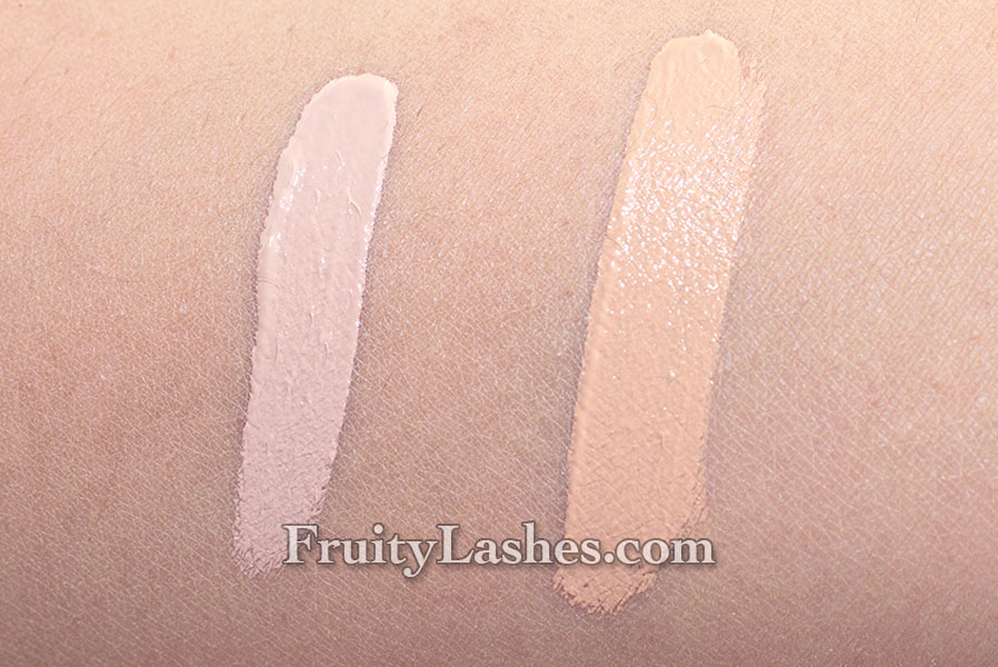 NARS Radiant Creamy Concealer Swatches Review | Fruity Lashes