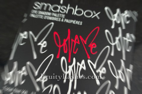 smashbox Love Me Eyeshadow Palette