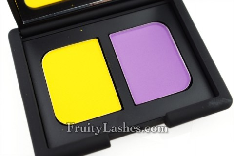 Nars Duo Eyeshadow Fashion Rebel Summer 2013