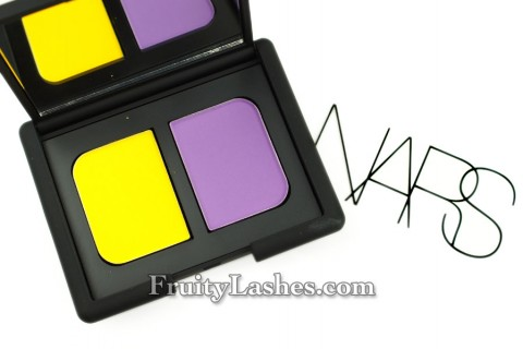 Nars Summer 2013 Duo Eyeshadow Fahion Rebel