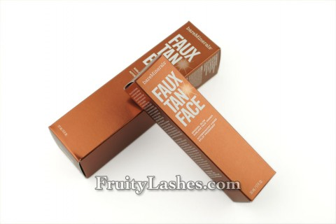 bareMinerals Faux Tan Face Faux Tan Body