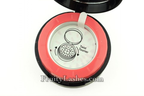 smashbox Halo Long Wear Blush Mechanism