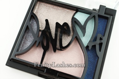 smashbox Spring 2013 Love Me Eye Shadow Palette Entice Me