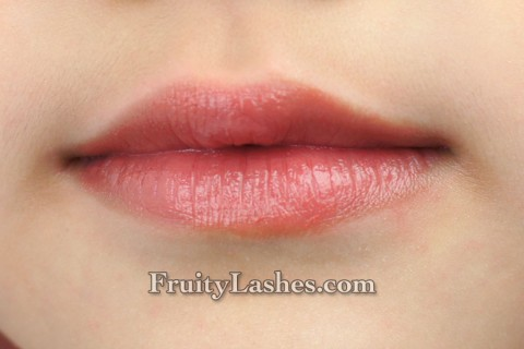 Dior Addict Extreme Lipstick 619 Fortune Swatch Fall 2013