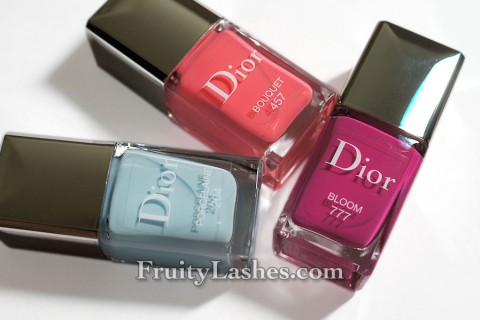 Dior Nail Polish Porcelaine Bouquet Bloom