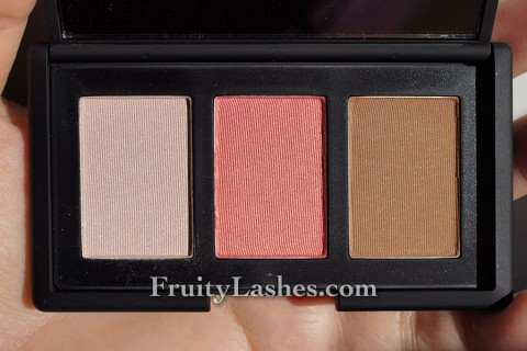 Nars Narsissist Cheek Kit Swatches Review Fruity Lashes