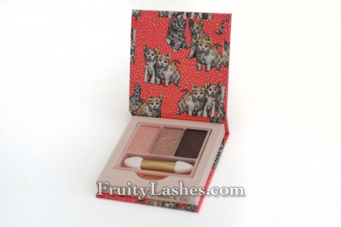 Paul & Joe Spring 2014 Eyeshadow Trio Compact 002