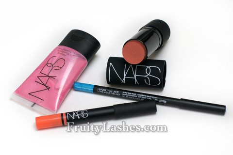 NARS Spring 2014 Color Collection High Seize Final Cut