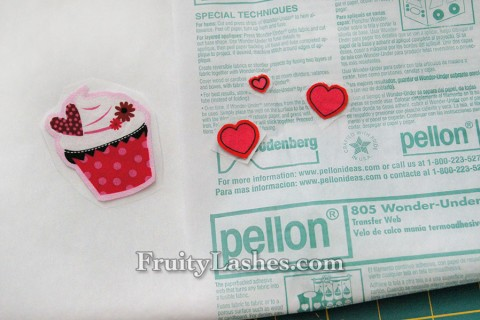 Pellon Wonder Under for Applique