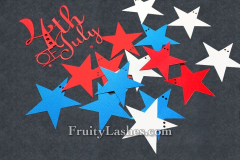 July4 Stars Cricut