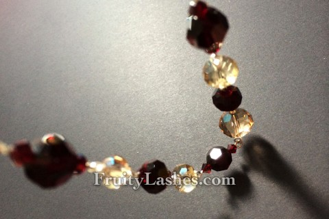 Swarovski Element Crystal Links