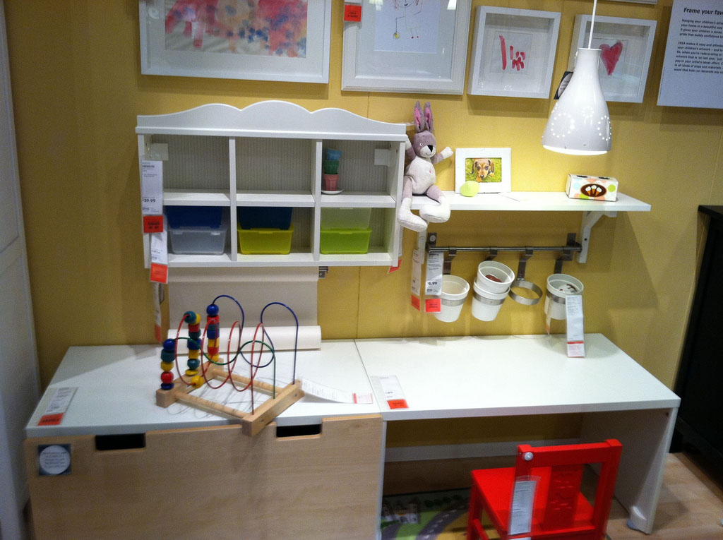 ikea kids desk weekend adventures at ikea and mad fish fruity lashes 29934