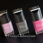 Dior Spring 2013 Cherie Bow Makeup Collection Vernis Tutu Gris Trianon Rosy Bow