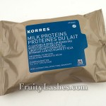 Korres Milk Proteins Cleansing & Make-Up Removing Wipes